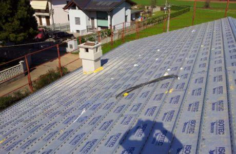 Tetto e coperture: rifacimento e manutenzione